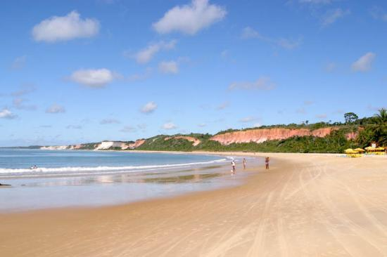 Casa Grande Sao Vicente: The Pitinga Beach at 2 minuts