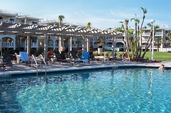 Hyatt Residence Club Key West, Windward Pointe: The Pool Area