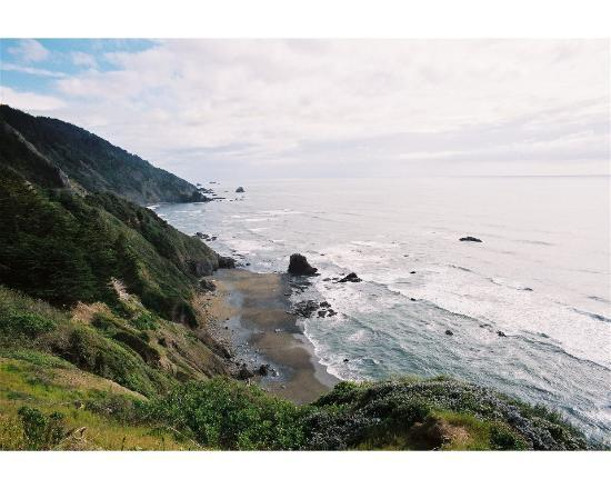 Redwood National Park : Enderts Beach