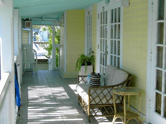 Small slice of Paradise Picture of Duval Gardens Key West