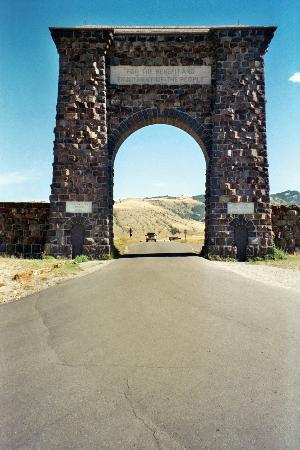 Dunraven Lodge: North Gate, Yellowstone National Park, Wyoming