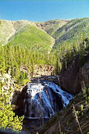 Dunraven Lodge : Gibbon Falls, Yellowstone National Park, Wyoming
