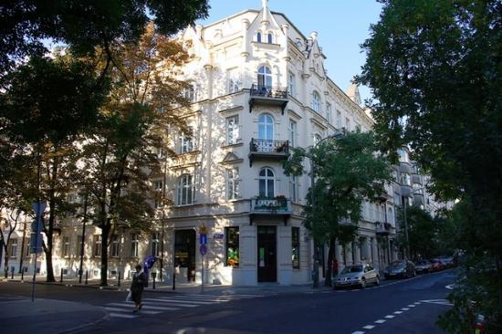 Polonia Palace Hotel Photo