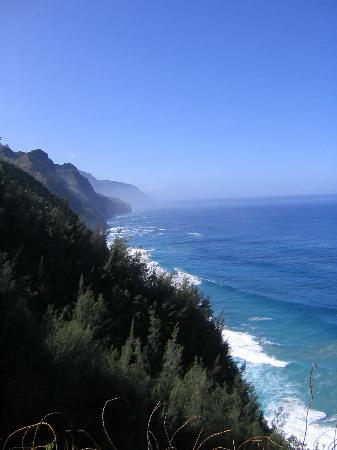 View from the Kalalau Trail
