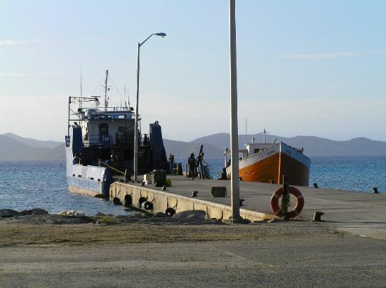 Islas Vírgenes Británicas: Spanish Town Dock, Virgin Gorda
