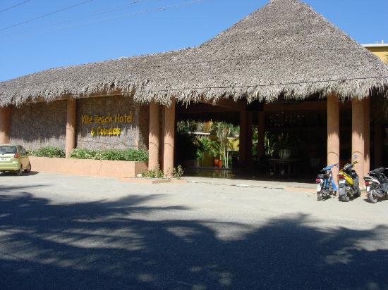 Hotel Kite Beach: Main Entrance