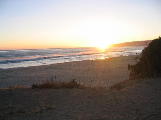 Jalama Beach County Park: beach view 1