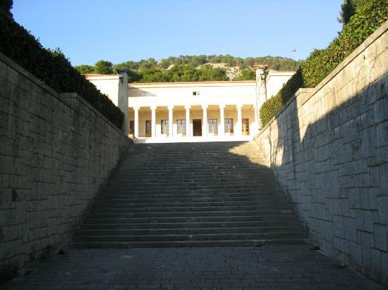 Ivan Mestrovic Gallery : View of the estate