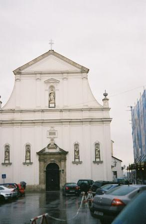 ‪Church of St. Catherine‬