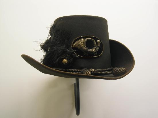 Richmond, VA: Hat of J.E.B. Stuart