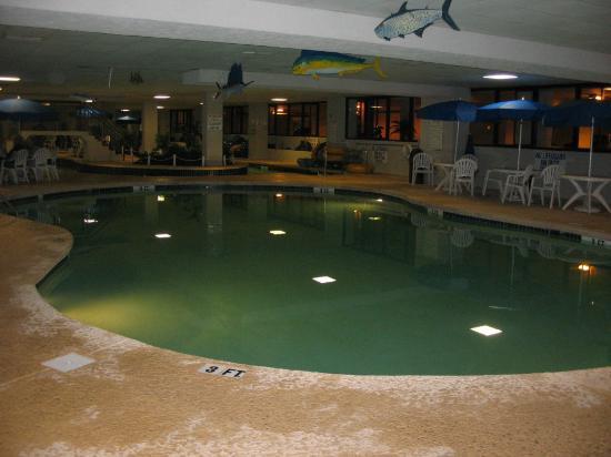 Indoor pool picture of long bay resort myrtle beach - Indoor swimming pool myrtle beach sc ...