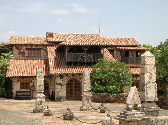 Altos de Chavon Photo