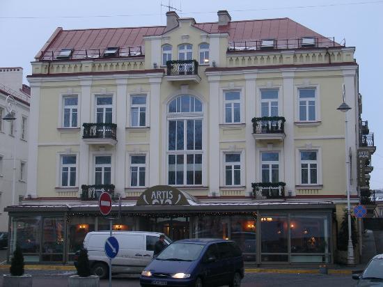 Artis Centrum Hotels: hotel