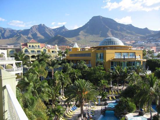 Jardines de Nivaria - Adrian Hoteles: Main building