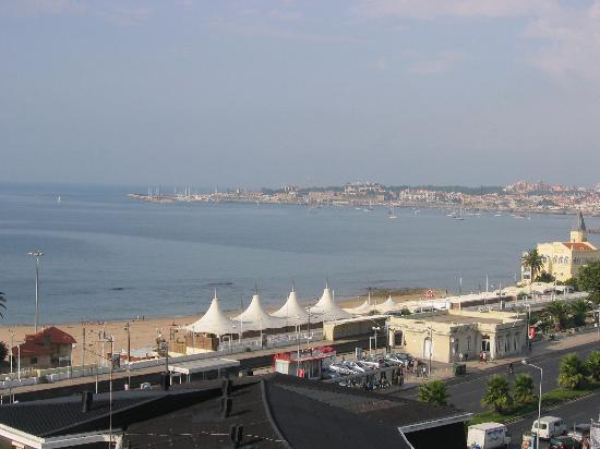 Vila Gale Estoril: View from window
