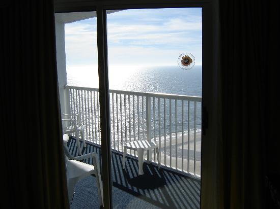 Sea Watch Resort: Living Room View