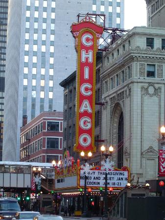 Чикаго, Илинойс: Chicago theatre
