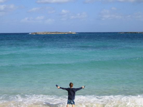 Atlantis - Harborside Resort: The Beautiful Beach