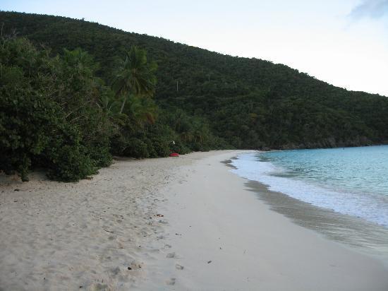 Virgin Islands National Park, St. John: Trunk Bay