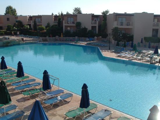 Electra Holiday Village : pool at electra