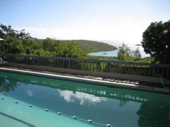 Concordia Eco-Resort: the pool!