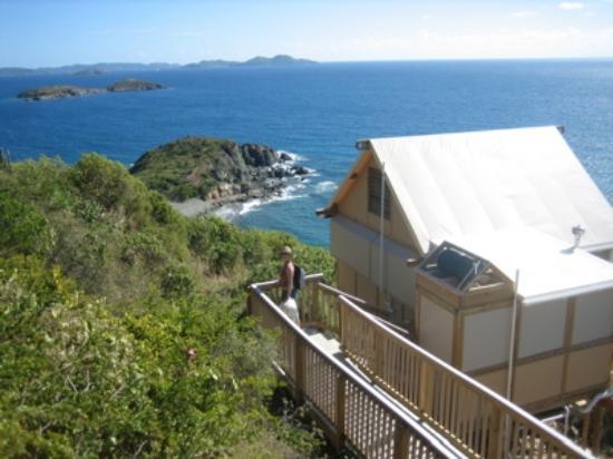 Concordia Eco-Resort: what a view!