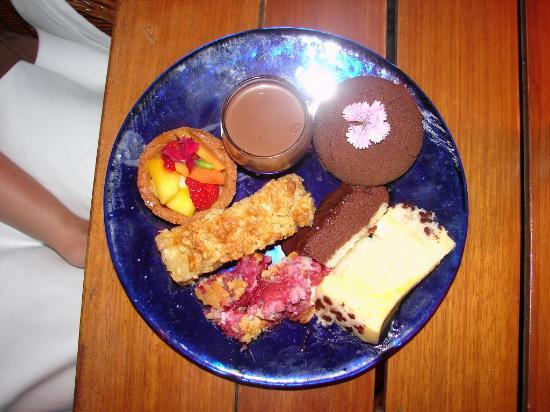 The Datai Langkawi: The desserts were so good, I had 7!