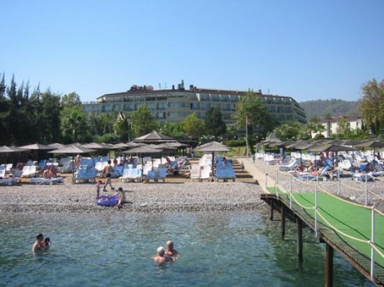 Sensimar Kemer Marina & Spa : Turkiz