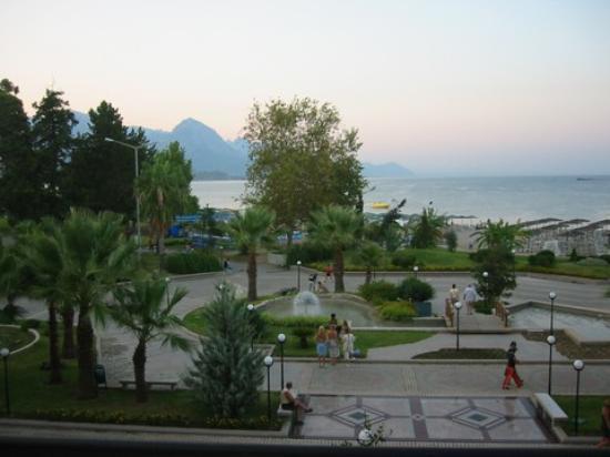 Sensimar Kemer Marina & Spa : Turkiz see view