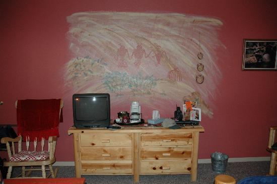 The Inn of Escalante: Interior shot, lovely room