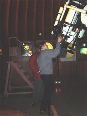 Štefánikova hvězdárna: Stefanik Telescope, Prague
