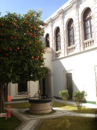 Museo Grafico de la Revolución Mexicana: Interior of Museum
