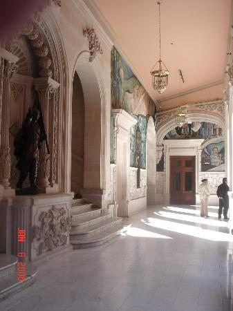 Chihuahua, Mexico: Interior of Palace