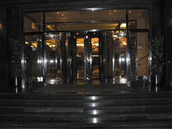 SENTIDO Amaragua: Hotel entrance