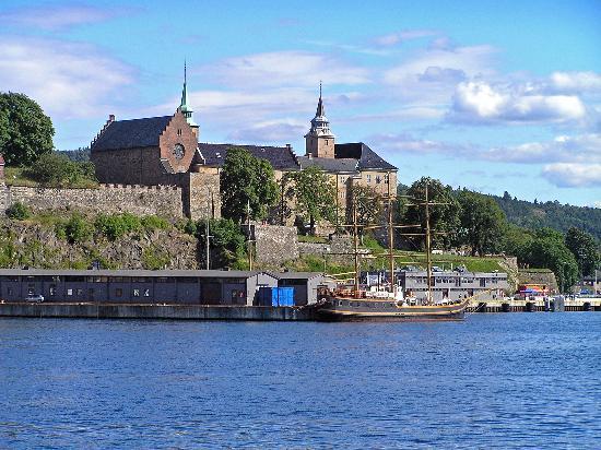 Castillo y Foirtaleza Akershus