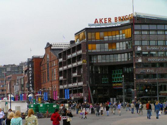 Aker Brygge Photo