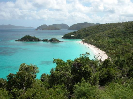 Trunk Bay: Winter2