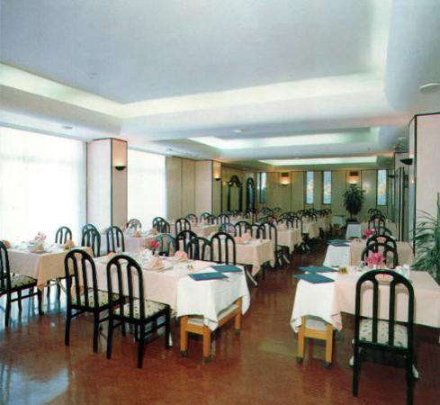 restaurant of derici hotel