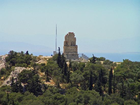 Areopagus: Philipapos' Hill