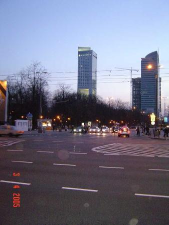 InterContinental Hotel Warsaw: another picture of the hotel
