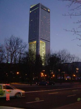 InterContinental Hotel Warsaw: Great hotel, don't you think?