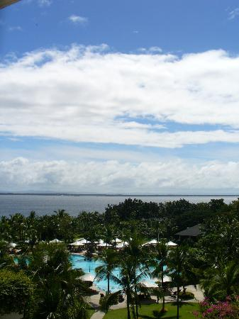 Shangri-La's Mactan Resort & Spa: view