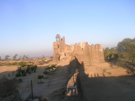 Rohtas Fort: Main Keep