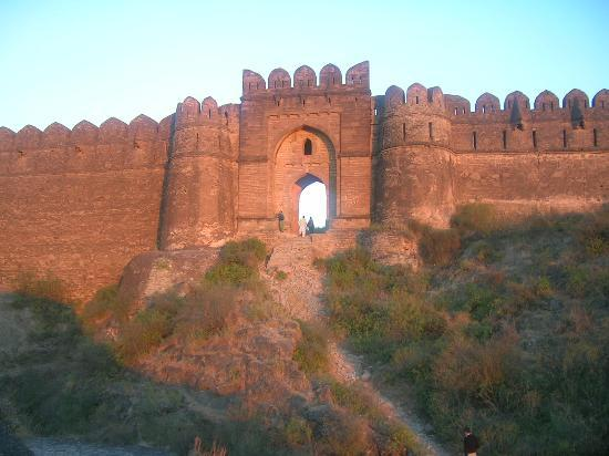 Rohtas Fort : Southern Gate