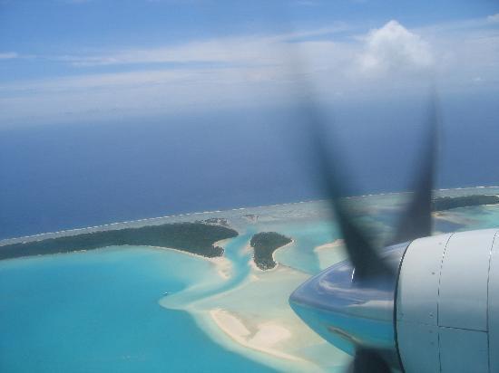 Etu Moana: Arriving in Aitutaki