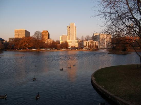 Хантсвил, Алабама: nice downtown
