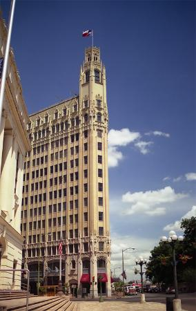 Сан-Антонио, Техас: Old Building Downtown San antonio