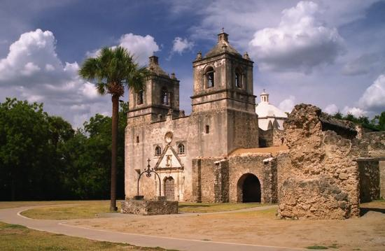 Mission Concepcion San Antonio