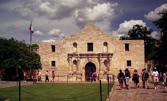San Antonio, TX : The Alamo