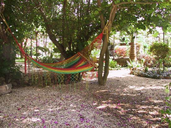 Hacienda San Pedro Nohpat: peaceful spot